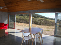 Spacious, Light and airy with sliding doors to the north for seamless indoor/outdoor living