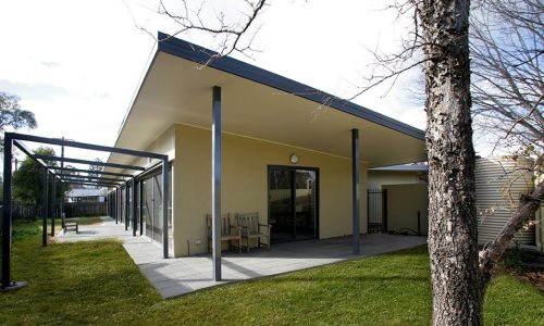 01 - Strine environments - Archer Street House - Canberra builder - canberra sustainable architect