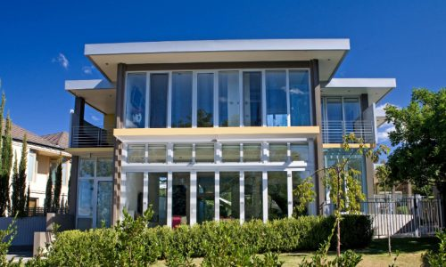 01 - Yarralumla Bay House - Sustainable house - Strine Design