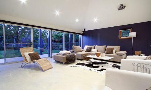 02 - Strine Design - Strine environments - Westgarth Street House - Living room
