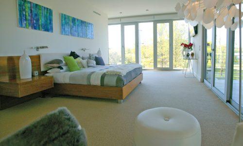 02 - Yarralumla Bay House - Sustainable house - Strine Design