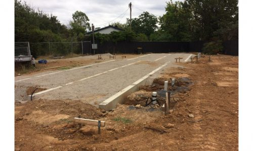 03 - Strine environments - Ecokit modular home - dickson ACT - canberra architect - canberra builder - slab