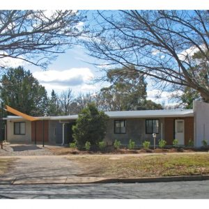 05 - Strine environments - Ecokit modular home - dickson ACT - canberra architect - canberra builder - direct across