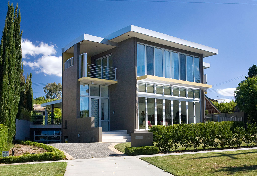 Yarralumla Bay House – Architect designed sustainable home