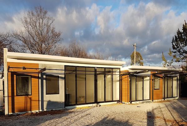 ECubed Eco Modular Home