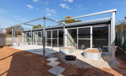10 - Strine Design - Canberra builder - Strine Environments - Solstice House 1 - internal - passive solar north facing orientation