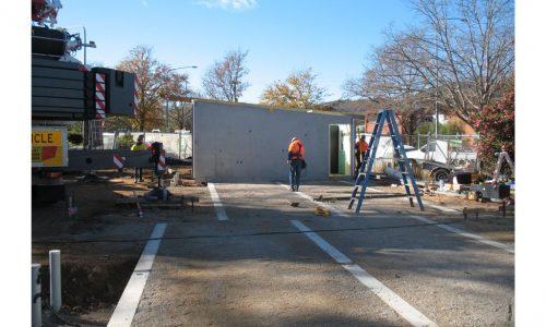 11 - Strine environments - Ecokit modular home - dickson ACT - canberra architect - canberra builder - concrete slab