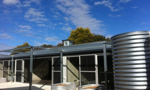 12 - Strine Design - Canberra builder - Strine Environments - Solstice House 1 - internal - passive solarand sustainable home of canberra region