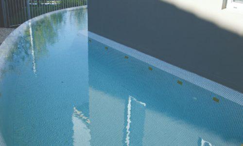 15 - Yarralumla Bay House - Sustainable house - Strine Design - outdoor pool