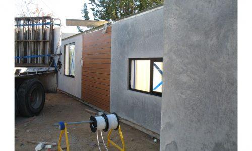 16 - Strine environments - Ecokit modular home - dickson ACT - canberra architect - canberra builder - prefab installation