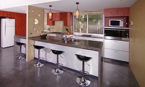 5 - Strine environments - Strine Design - Ric Butt - Caladenia Street House - Kitchen
