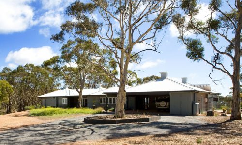 01 - Lake George House - Strine Design - Strine Environments - Best Canberra Builder - Green Architect Canberra - Sustainable house
