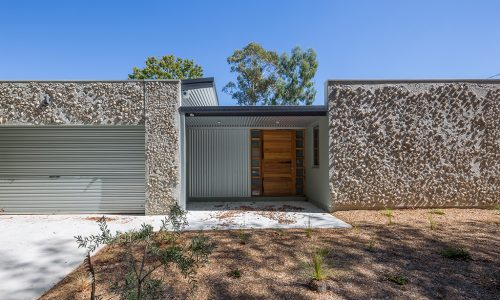 02 - Rock Wall House - Strine Design - Strine Environments - Best Canberra Builder - Green Architect Canberra - Sustainable