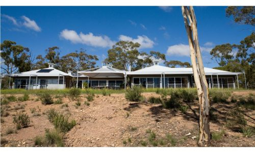 04 - Lake George House - Strine Design - Strine Environments - Best Canberra Builder - Green Architect Canberra - passive solar home - north orientation - north facing