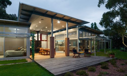 10 - Strine Design - Strine Environments - Best Canberra Builder - Green Architect Canberra - Sustainable house - Merimbula - Outdoor living